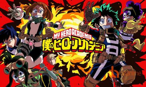Boku no Hero Academia season 2 ra mắt promo video mới