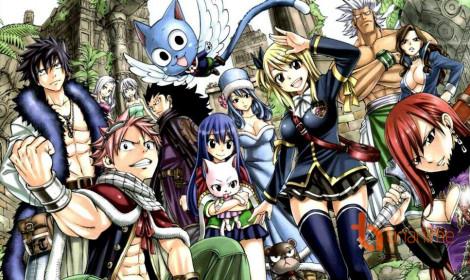 Tổng hợp các Opening trong Fairy Tail (phần 2)