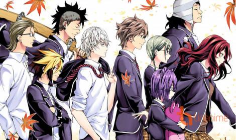 OVA Shokugeki no Soma - Thập Kỳ Nhân tái xuất