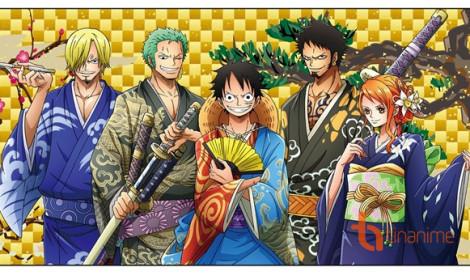 Sự kiện One Piece tại Nhật mở cửa miễn phí vào ngày đầu năm mới!