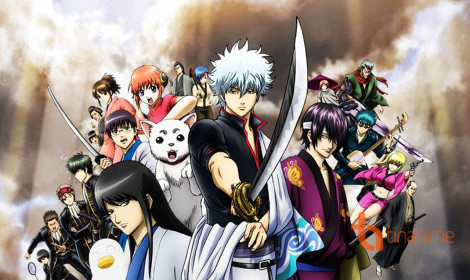 Tổng hợp các Opening trong Gintama (Phần 2)