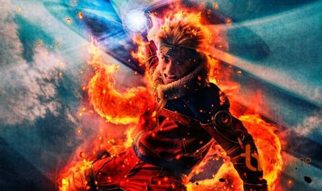 Xem nhạc kịch Naruto sống động như thật!