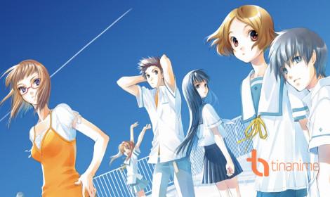 """Anime Sakurada Reset hé lộ hình ảnh mới của """"dị nhân"""""""