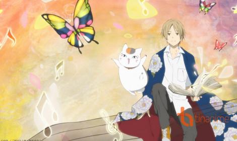 Natsume Yuujinchou hé lộ thông tin về season 6