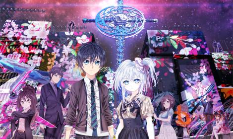 """Anime Hand Shakers - Những người thách thức """"God"""""""