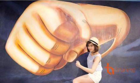 """""""Giấc mơ thành hiện thực"""" với Triển lãm One Piece 3D tại Hong Kong!"""
