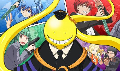 Ngóng từng ngày được gặp lại Koro Sensei trong anime Koro Sensei Quest!
