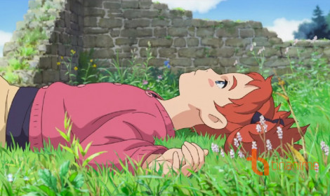 Mary và Đóa hoa phù thủy -  Nét vẽ Ghibli thân thuộc từ studio Ponoc!