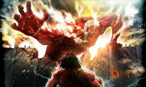 Attack on Titan Season 2 - Nghẹt thở với trailer mới!