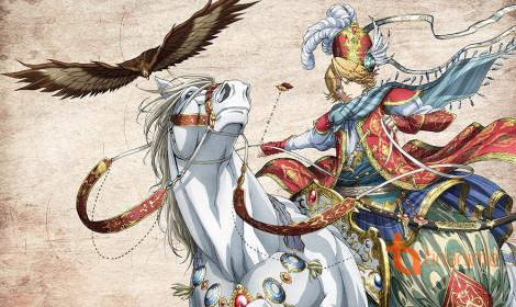 Shōkoku no Altair - Trấn áp những kẻ hiếu chiến!