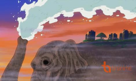 Đảo Zou trong One Piece là có thật sao???