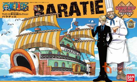 Nhà hàng Baratie One Piece ở... Việt Nam!!!