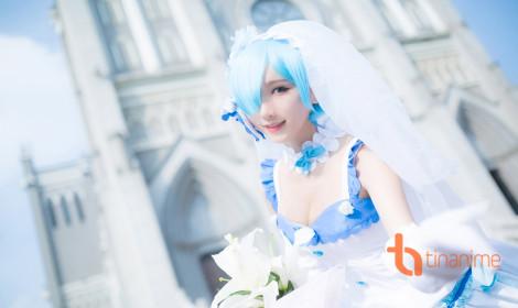 Rem! Làm cô dâu của tớ nha!