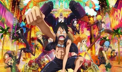 [Thông báo] One Piece Film Gold chính thức có trên Vuighe.net!