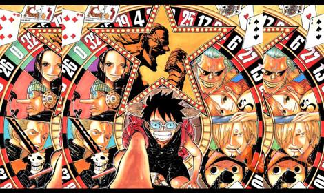 Triển lãm One Piece Film Gold - Chừng nào Việt Nam mới có lễ hội hoành tráng thể này!