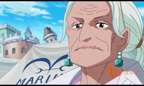 """Nữ Phó Đô Đốc """"lão làng"""" Tsuru trong One Piece!"""