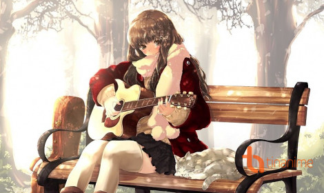 Thư giản với những bản nhạc anime acoustic
