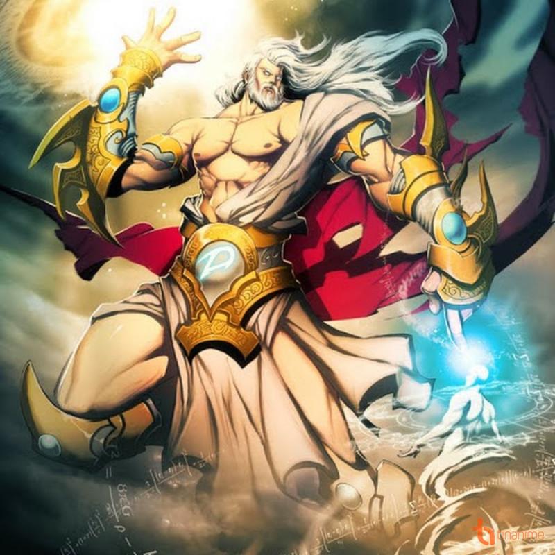 Kết quả hình ảnh cho thần thoại Jupiter