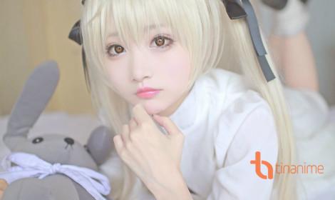 Bộ cosplay nàng Sora của coser Tiểu Nhu!