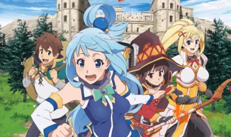 Những bộ anime mùa Đông 2017 đáng mong chờ nhất!