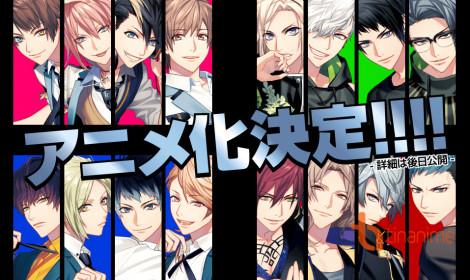 Gặp gỡ dàn soái ca trong dự án anime Dynamic Chord