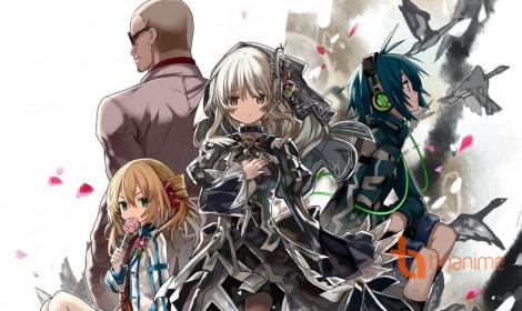 Anime Clockwork Planet - Tinh cầu không còn màu xanh