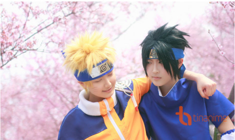 Cosplay Naruto - Mãi là những người bạn!