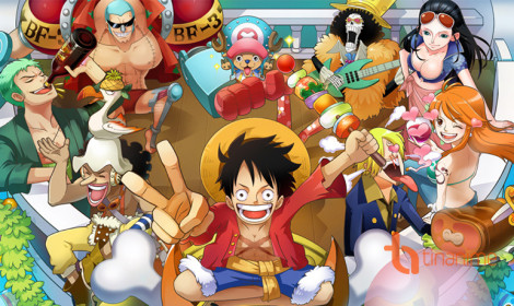One Piece hé lộ tựa đề tập 773 đến tập 775!