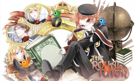 Anime The Royal Tutor - Gia sư chốn hoàng cung
