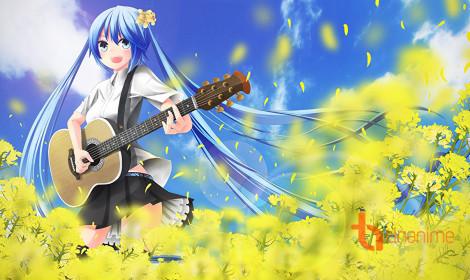 [Arkwork] Guitar và em!
