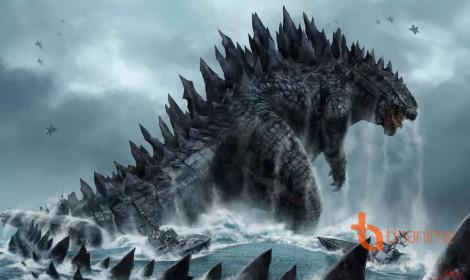 Anime về quái vật Godzilla rục rịch cho ra mắt năm nay!