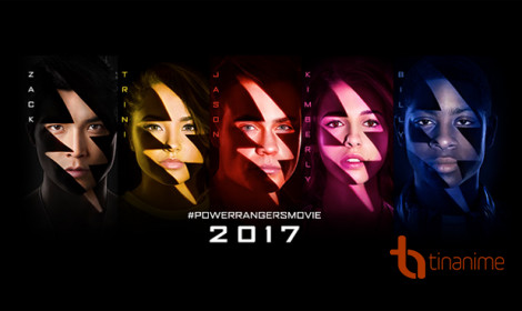 "Movie Power Rangers ra mắt trailer ""nóng hổi"""