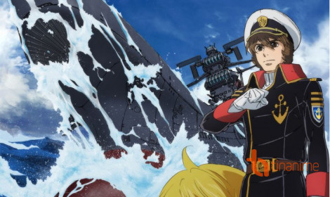 """Chiến Hạm Không Gian Yamato """"tái xuất giang hồ"""" trong movie mới"""