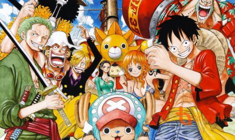 Đại hành trình One Piece!