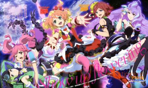 Những ca khúc hay trong các bộ Anime âm nhạc