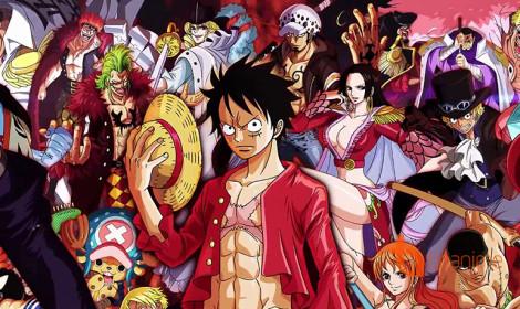 Những thần thoại được sử dụng trong One Piece (Phần 3)