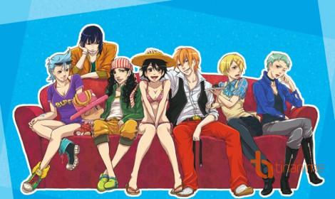 One Piece ở một thế giới khác (Phần 3)