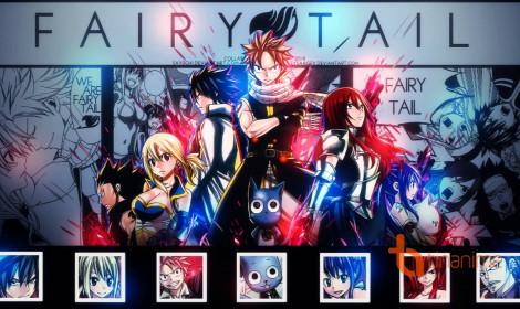 Điểm mặt những diễn viên lồng tiếng của Fairy Tail