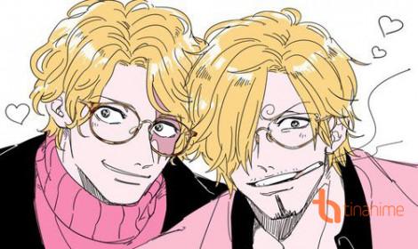 Những điểm giống nhau giữa Sabo và Sanji trong One Piece!