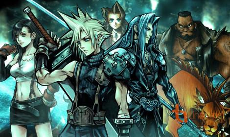 Chấn động! Final Fantasy sắp có manga!!!