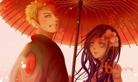 [Fanart] Naruto-Hinata: Ngày mình chung đôi