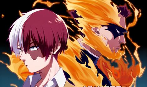 Boku no Hero Academia - Lộ diện Enji Ngọn Lửa Địa Ngục!