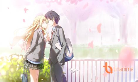 Nhạc Anime tình yêu dành cho một mùa Valentine lãng mạn