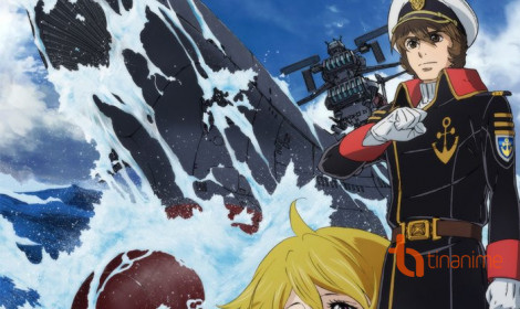 Chiến Hạm Không Gian Yamato 2202 - Hé lộ kẻ thù nguy hiểm nhất của nhân loại