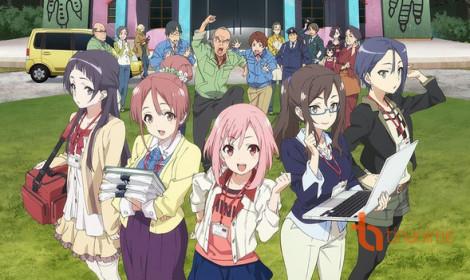 Sakura Quest - Nữ đại sứ vùng nông thôn