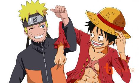 10 điểm tương đồng giữa Naruto và One Piece