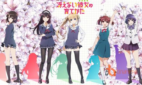 """Saenai Heroine no Sodate-kata season 2 - Chàng otaku và dàn nữ 3D """"tái xuất giang hồ"""""""