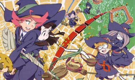 Điểm nhấn mùa Đông năm nay - Little Witch Academia