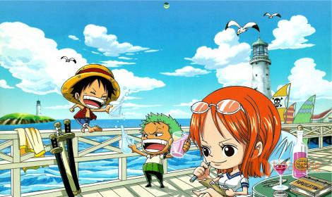 SBS One Piece vol 19 - Thử thách bá đạo của fan cho tác giả Oda!