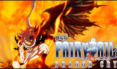 Movie Fairy Tail - Dragon Cry hé lộ ngày công chiếu!
